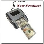 Cassida InstaCheck Counterfeit Bill Detector Magnetic Infrared