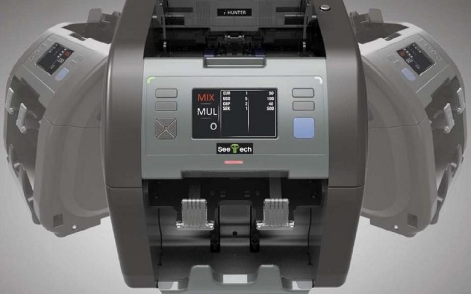 SeeTech iHunter iH-110 Currency Sorter