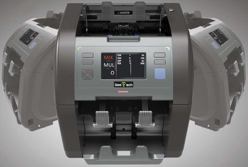 SeeTech iHunter iH-110 Currency Sorter