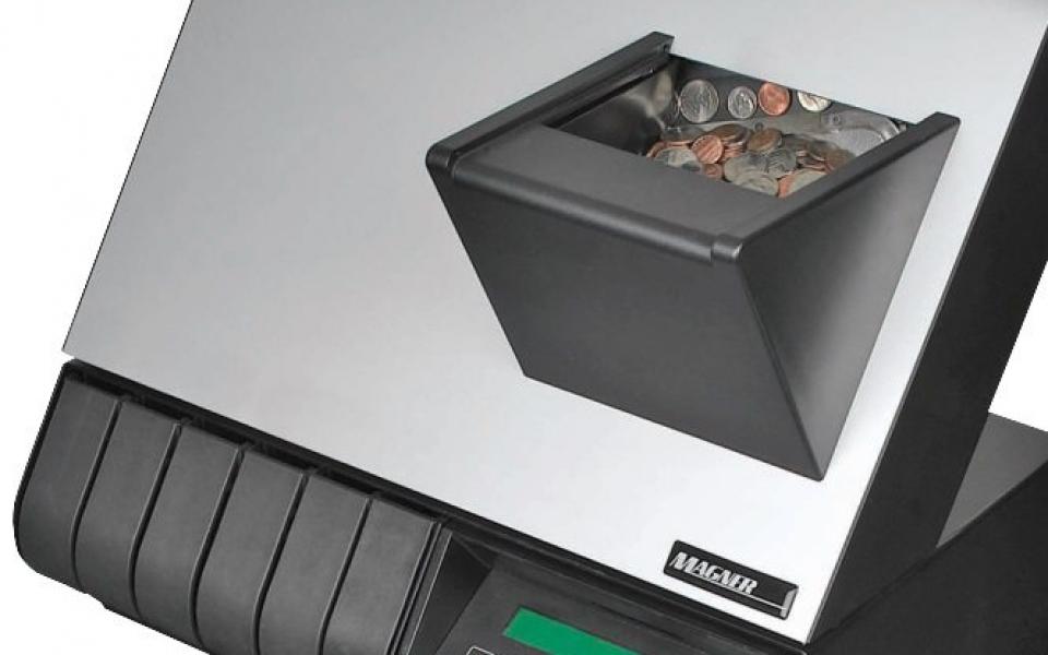 Magner Pelican 305S+ Coin Sorter