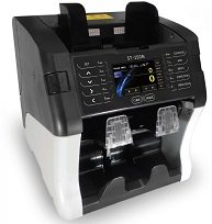 SeeTech iHunter 2 CIS/FIT Currency Sorter 2 Pocket with Counterfeit Detection