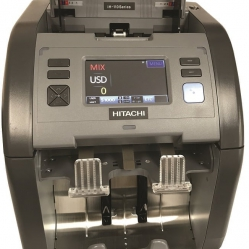 Hitachi iH-110 Currency Sorter