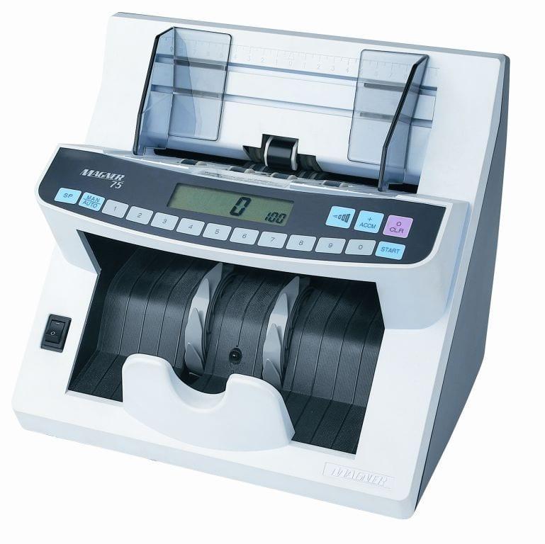Magner Model 75UM Currency Counter