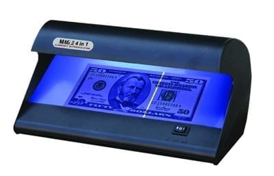 Magner MAG II 4-in-1 Counterfeit Detector