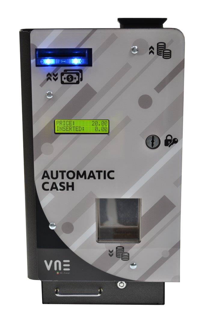 VNE Cash Machine Secure Cash Handling