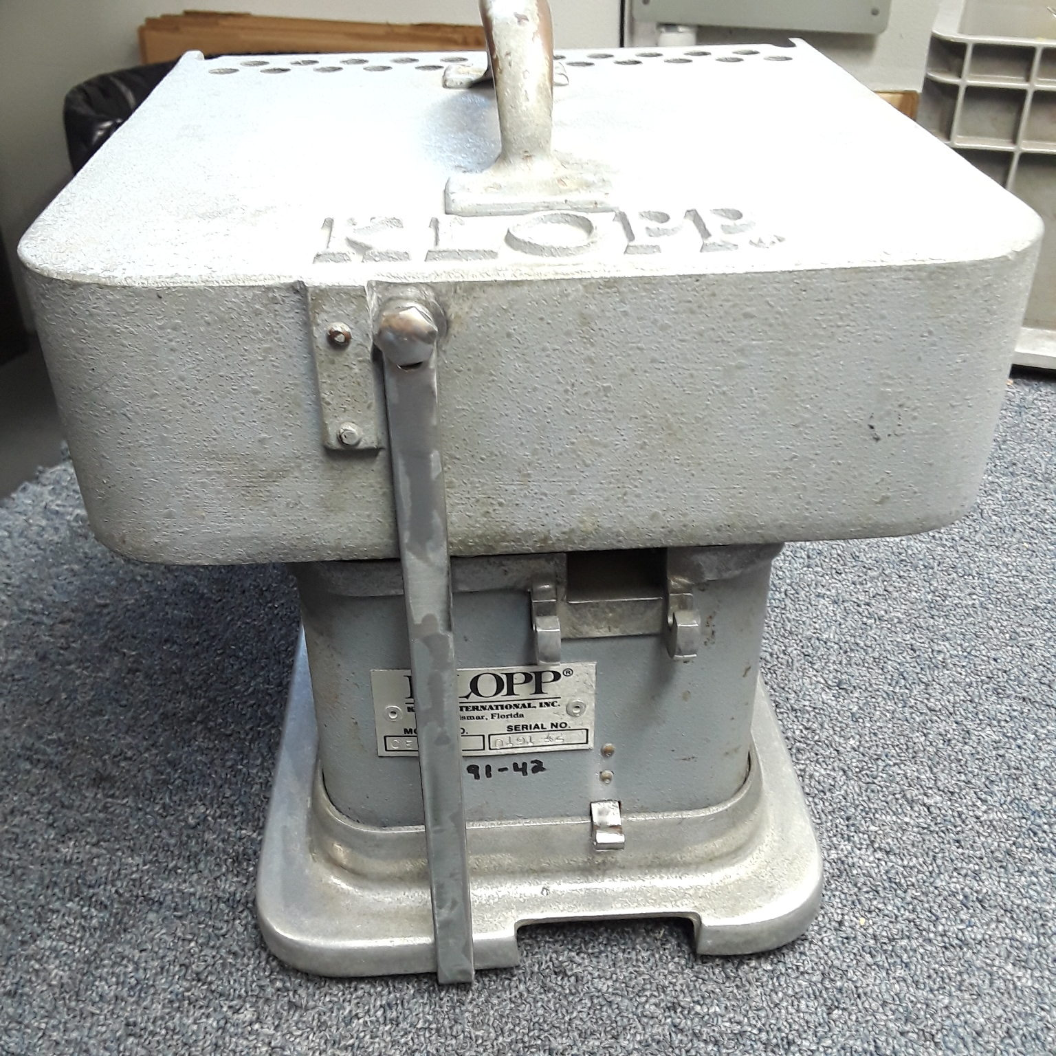 Used Model CM 1098416 Front